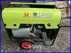 10 kva honda pramac generator