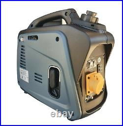 110V Portable Suitcase Inverter Petrol Generator 4 Stroke 4HP 1200W