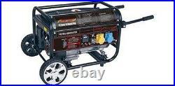 2800 watt 4 Stroke petrol. Generator with fly lead & 1 Ltr oil & free delivery
