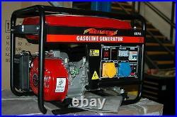2.8KVA 4 Stroke petrol. Generator NEW CT1900