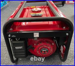 3 Phase and Single Phase 240v Professional 8.5KVA Petrol Generator German Design