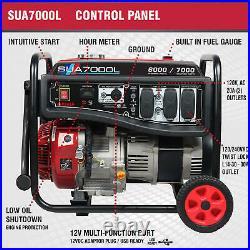 A-iPower 6000/7000 Watt Gasoline Portable Generator