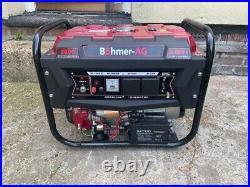 Böhmer-AG 6500W Petrol Powered Electric Generator