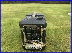 Böhmer-AG W4500i 1.9kW Camo Petrol Inverter Generator