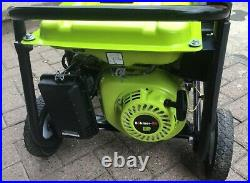 Böhmer-AG WX3800K 3000W Petrol Generator only 4 hours use Excellent Condition