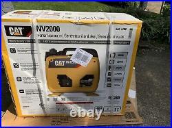 CAT INV2000 1800W Gas Powered Portable Inverter Generator