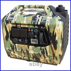 Camping Caravan Inverter Generator Quiet 53db 3kw Starting, 2.1k Running 19.8kg