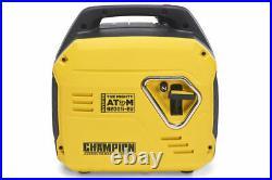 Champion 2200 Watt 240v Inverter Suitcase Generator The Mighty Atom 92001i