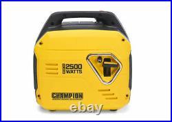 Champion The Mighty Atom 2500 Watt Invertor Generator, 16.6kg Lightest in World