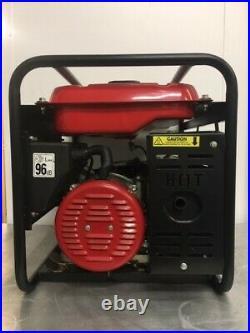 Clarke FG3005 2.8kVA Portable Petrol Powered Generator