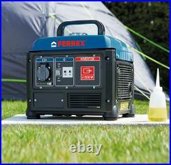 Compact 4 stroke 1200w Petrol Inverter Generator