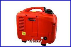 Digital Petrol Generator Silent Suitcase 2.2kva Electric Start Remote Start