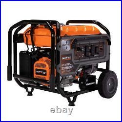 Generac 10,000 W Portable Gas Powered Generator gasoline 10kw new efi free ship
