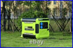 Generator 3000w 3kw Portable Inverter Petrol Power 3000w Pure Sine Electric Pro