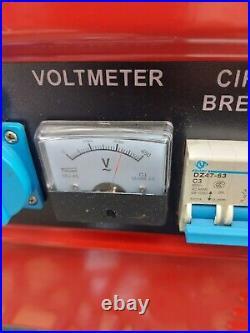 Generator 6.5 kva
