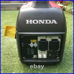 HONDA EU20i Generator, Pre-owned
