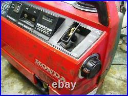 HONDA EX650 Petrol Generator AC 240V/DC12V Portable 4 Stroke