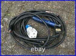 Harrington Honda Welder Generator 200A DC Welding Unit with 110v/240v outlets
