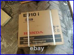 Honda EU10I 1.0kw Portable Generator COLLECT ONLY LONDON