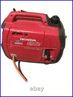 Honda EU20i Portable Inverter Silent Suitcase Generator 240V