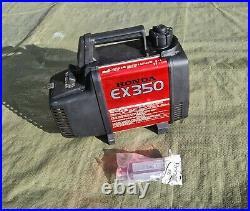 Honda EX350 suitcase generator, inverter 350 watt, ideal camping