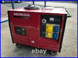 Honda EX4000 S 4Kva Petrol generator with remote switch