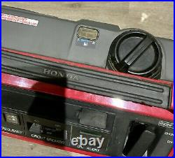 Honda EX650 Red Portable Suitcase Petrol Generator AC 240V / DC 12V Eastbourne