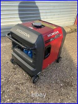 Honda Eu30is 3kw Petrol Inverter Generator