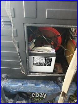 Honda Generator EX4000S Ohv/Electronic Ignition/Oil Alert Max 4KVA Red From