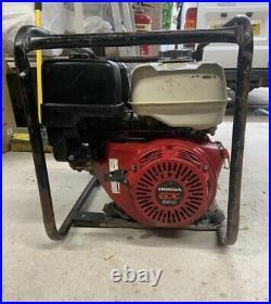 Honda Gx 390 Petrol Stephill Generator 6.0 KVA 110 Volt