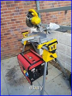 Honda generator used