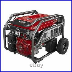 Honda new 8750 watt Generator gasoline EZ start black max