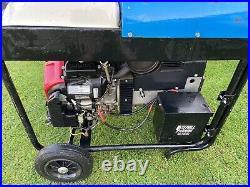 Honda stephill Electric Start Petrol Portable 10kva Generator