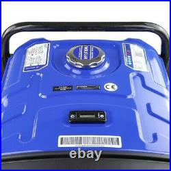 Hyundai 8kWith10kVA Recoil / Electric Start Petrol Generator HY10000LEK-2 GRADED