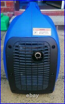 Hyundai HY2000Si Portable Petrol Inverter Generator