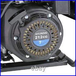 Hyundai HY3000CI 3kW Converter Generator GRADED