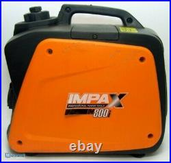 Impax IMPAX IM800I 700W INVERTER GENERATOR 230V