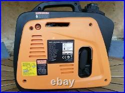 Impax Im800i 700w Inverter Generator, 230v