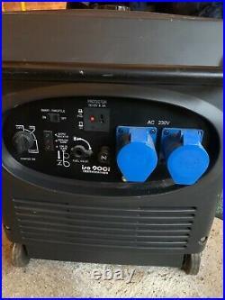 Kipor KGE7000ti Sinemaster digital generator