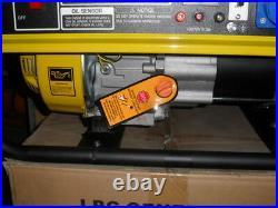 LPG AND PETROL GENERATOR 2.5KW DUAL FUEL new 240 volt 2 year warranty