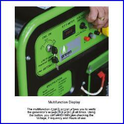 LPG Generator Propane Gas 5kW Greengear Brand New + Free Delivery