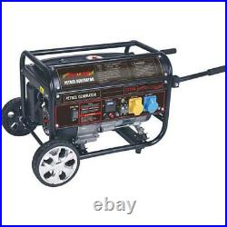 NEW 7Hp 4 Stroke petrol. Generator NEW with free delivery