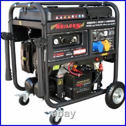 Neilsen Electric Start Petrol Generator / Welder / Compressor yes 3 in 1 CT4539