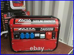 New 6KVA Petrol Generator, Light Weight and Portable