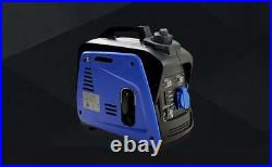 New 800W Portable Silent Camping Gasoline Power Inverter Generator Set 220V T