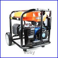 P1PE P10000LE 7.9kW / 9.8kVA Recoil & Electric Start Site Petrol Generator