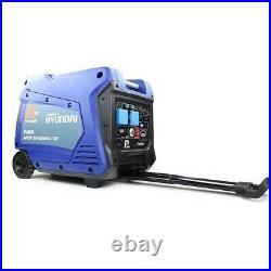 P1PE P4000i 4000W Portable Petrol Inverter Generator GRADED