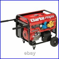 Petrol 5.5Kva Generator 13Hp Electric Start 5.5Kva Petrol Engine Generator