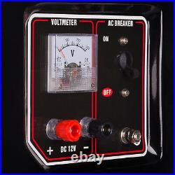 Petrol Electric Generator 9.5KVA 8000W Key Start Portable Power 13HP Bohmer