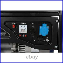 Petrol Generator 1100w 3HP Portable 4 Stroke Silent Inverter Camping Generator